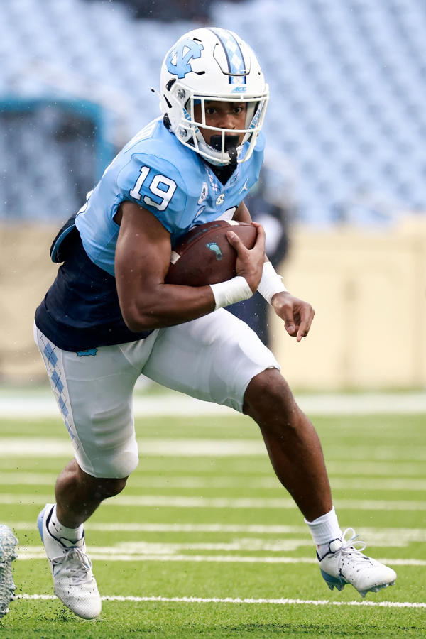 Why UNC running back Ty Chandler chose the Tar Heels, and how he's looked so far
