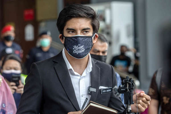 How many Bumi folk really benefit from 51pc equity in freight forwarding firms? Syed Saddiq asks govt after stake hike in 12MP