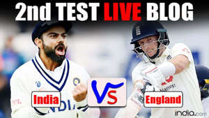 a group of baseball players standing on top of each other: LIVE Score India vs England 2nd Test Day 2 Today's Match Updates From Lord's: