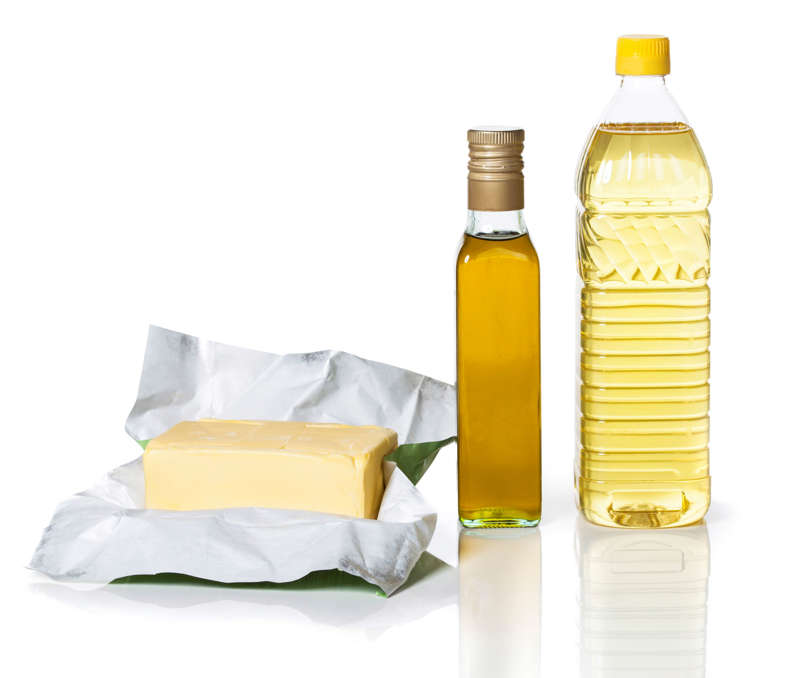 If you consume a reasonable amount of butter and other healthy fats, this will be reflected in your hair.