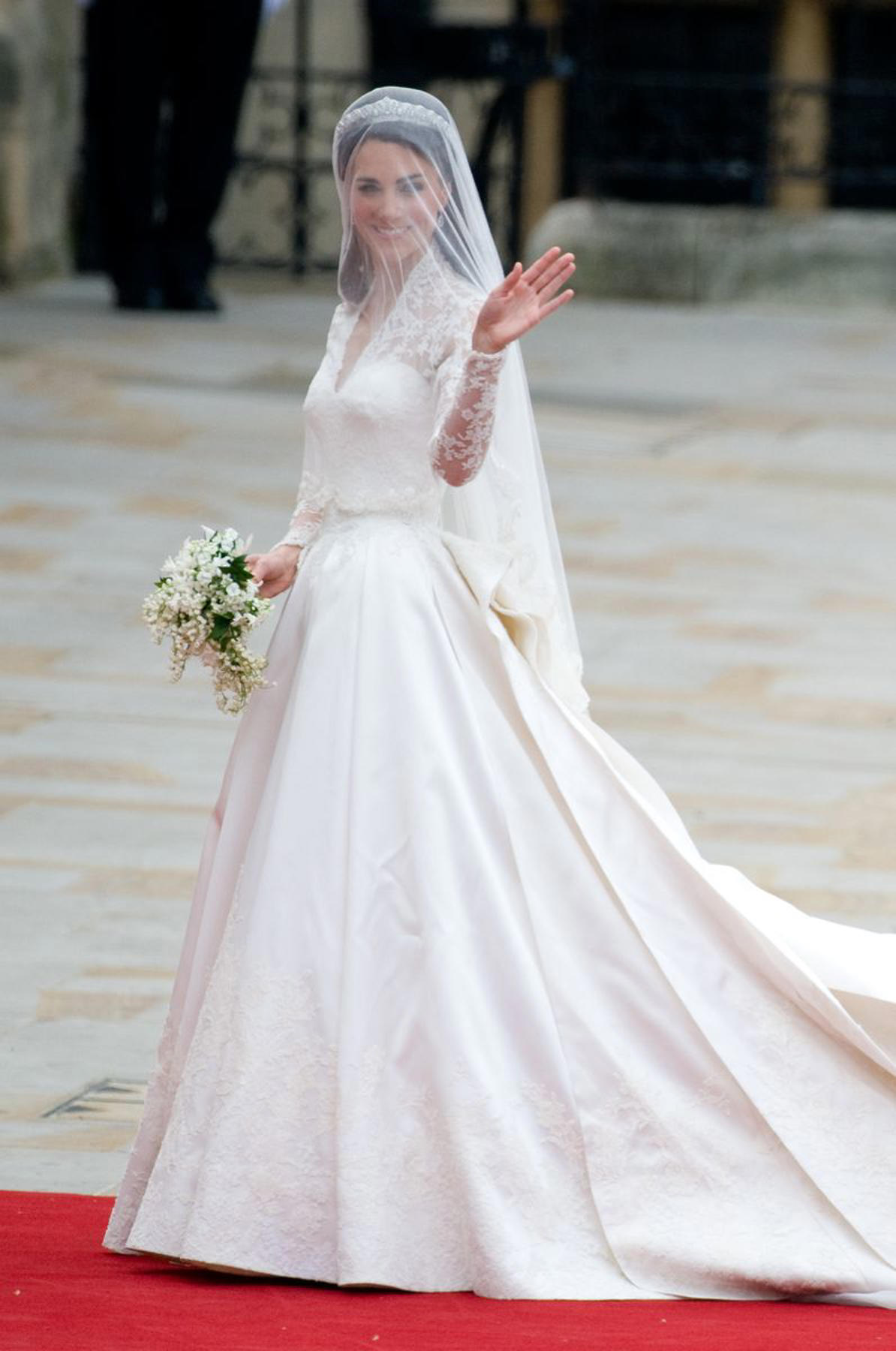 Kate and Meghan top list of the most popular wedding dresses of ...