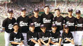 a group of people posing for a photo: 1998 Toms River East American Little League Champions reunite