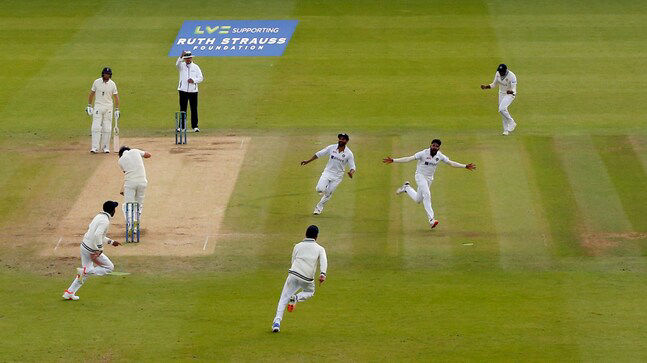 India ride on an awesome foursome: England v India, Lord's Test review