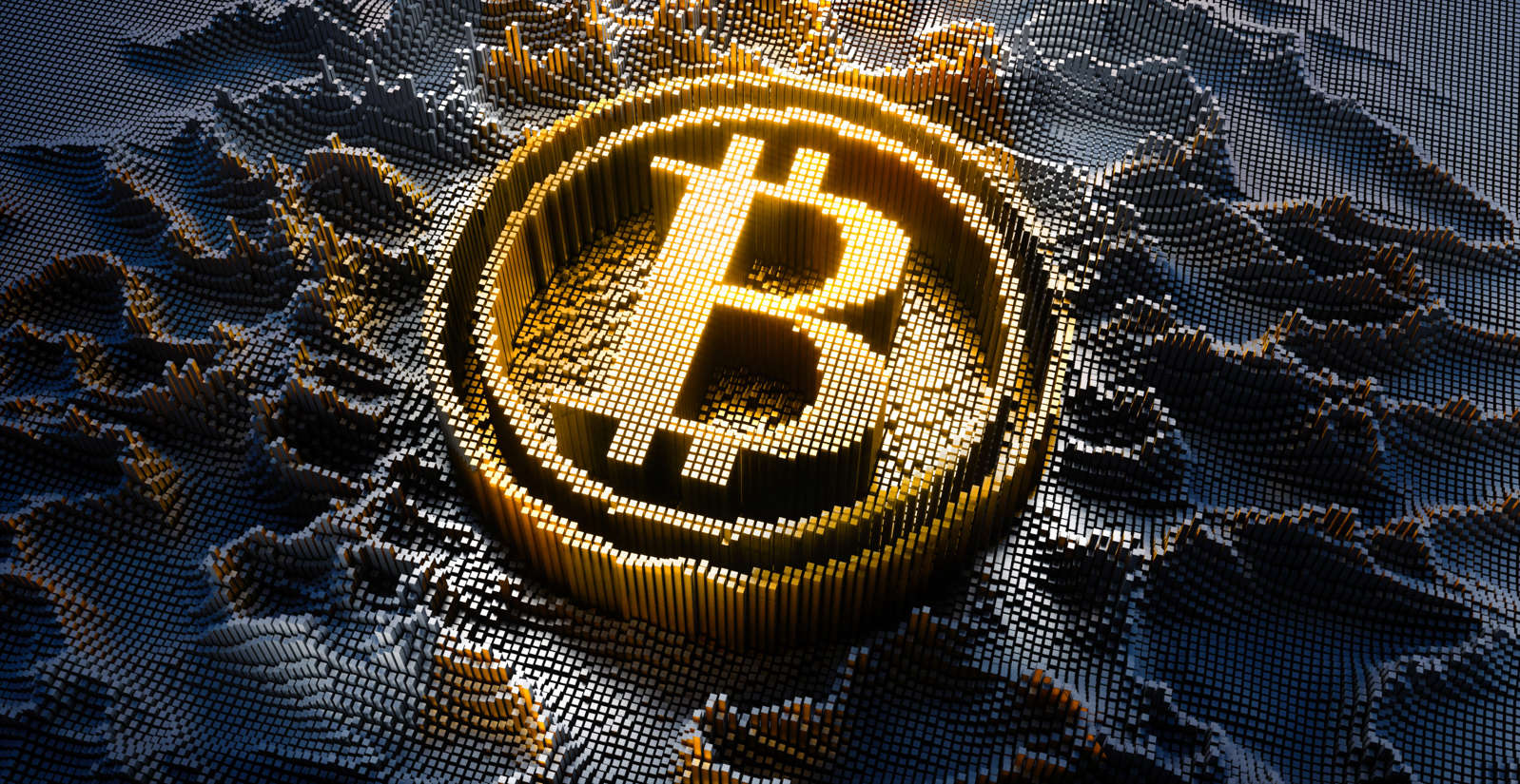 A stock photo of the bitcoin symbol. An Ohio man who operated a cryptocurrency laundering service has pleaded guilty to money laundering conspiracy charges in federal court.