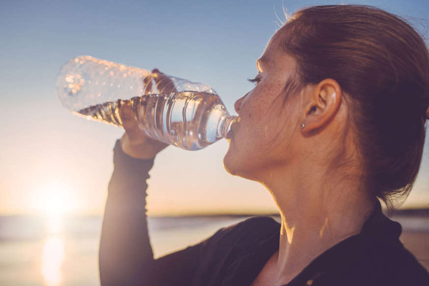 Why can drinking too much water be harmful to health?