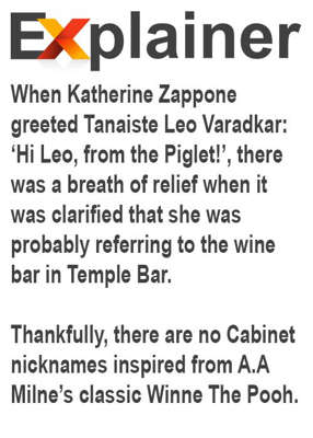 text: The Piglet Zappone