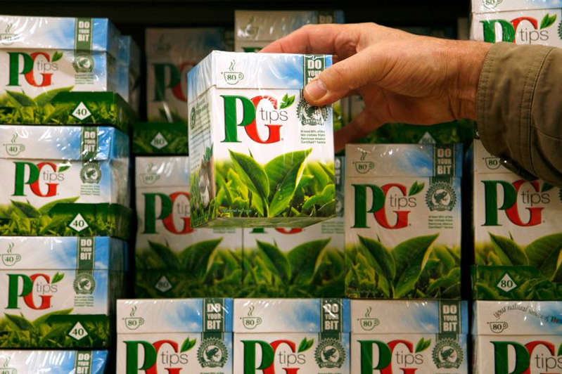 PG Tips tea bags had a difference of £1.25 between Lidl and Waitrose