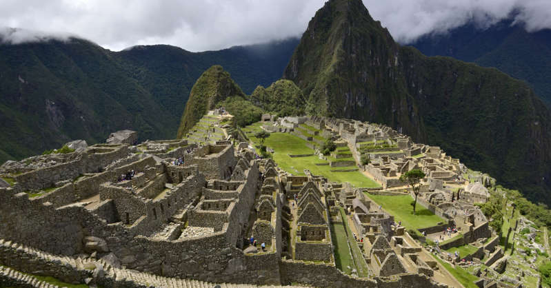 There are four circuits, or routes, at the Citadel, which is the area most often depicted in photos of Machu Picchu.