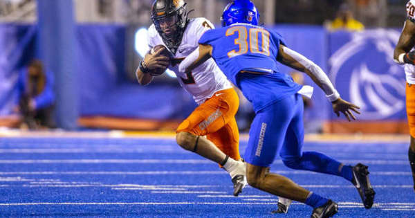 Picture - Oklahoma State vs. Kansas State College Football Odds, Plays and Insights
