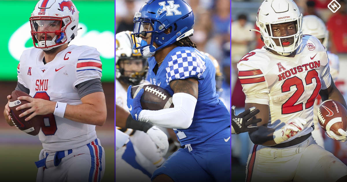 Picture - College Fantasy Football: Expert DFS picks, sleepers for Week 4 DraftKings contests
