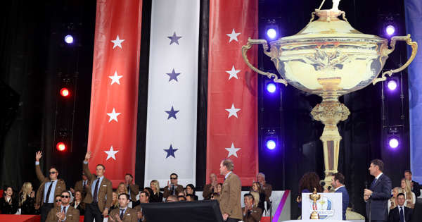 Picture - Ryder Cup live streams, TV channel: How to watch golf coverage online, on Peacock in 2021