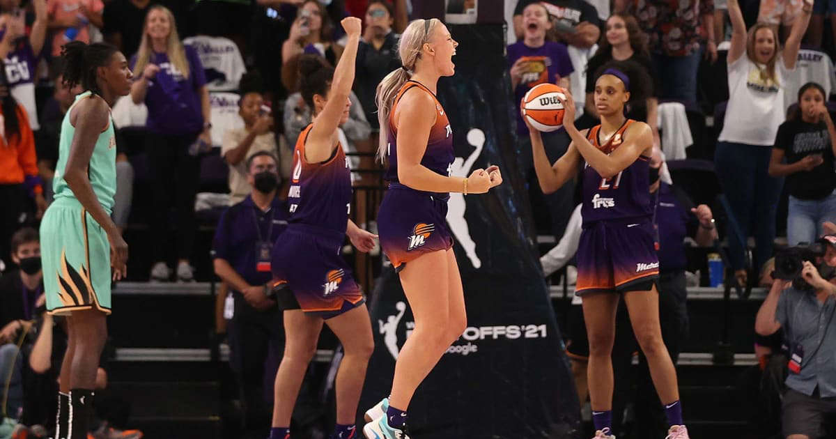 Picture - Mercury Slip Past Liberty Thanks to Late Free Throw
