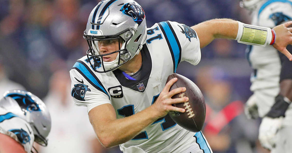 Picture - Panthers are 3-0 for first time in six years; why perfect start typically leads to Super Bowl appearance