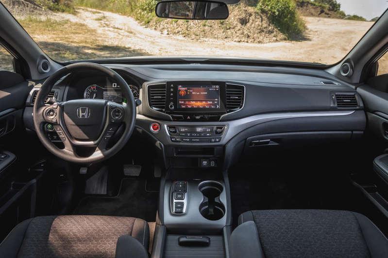 2021 Honda Ridgeline Sport HPD
