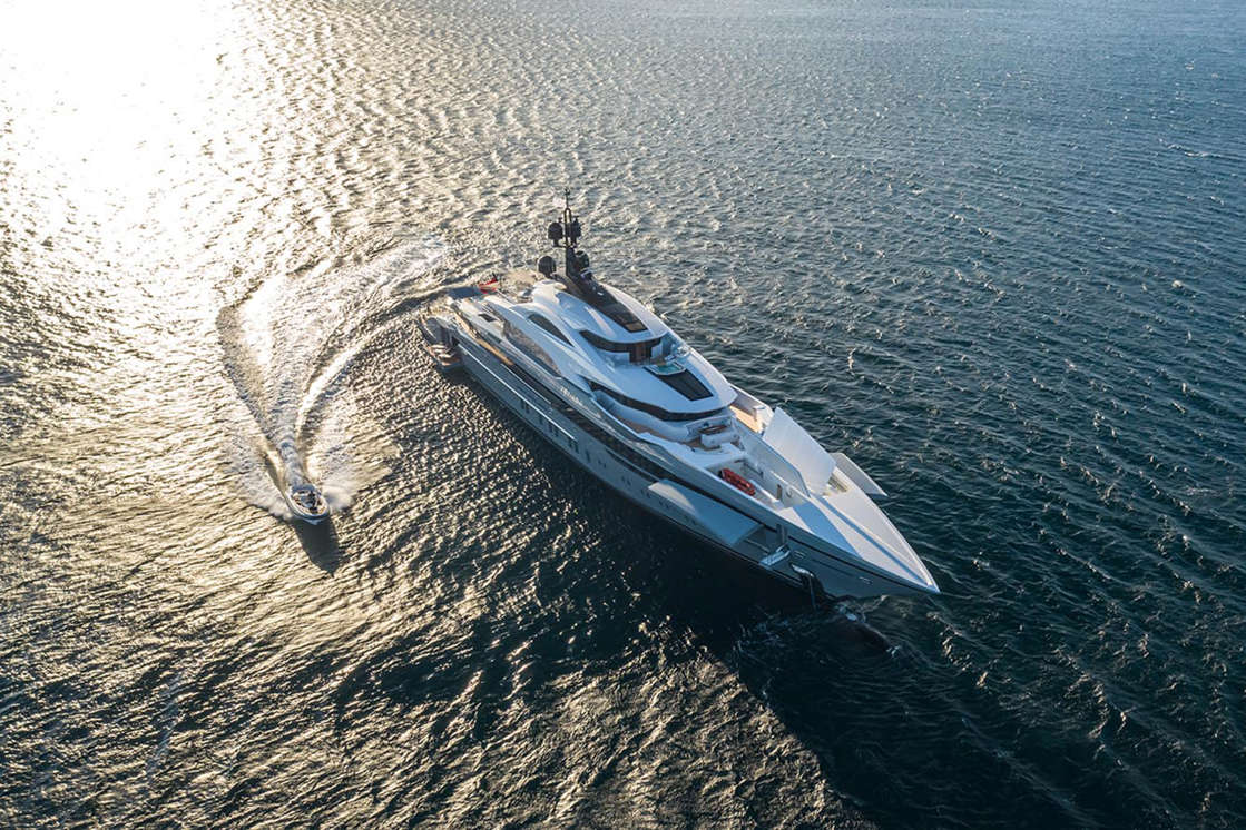 The Monaco Yacht Show is back, and demand for yachts has never been higher.