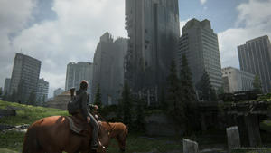 """Screenshot from """"The Last of Us Part II"""". Naughty Dog"""