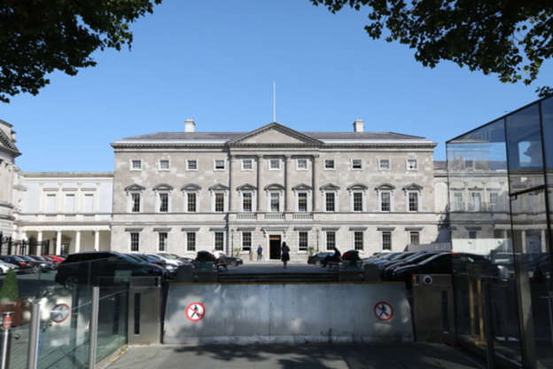 Former politicians have lifetime privileges including year round free parking at Leinster House.