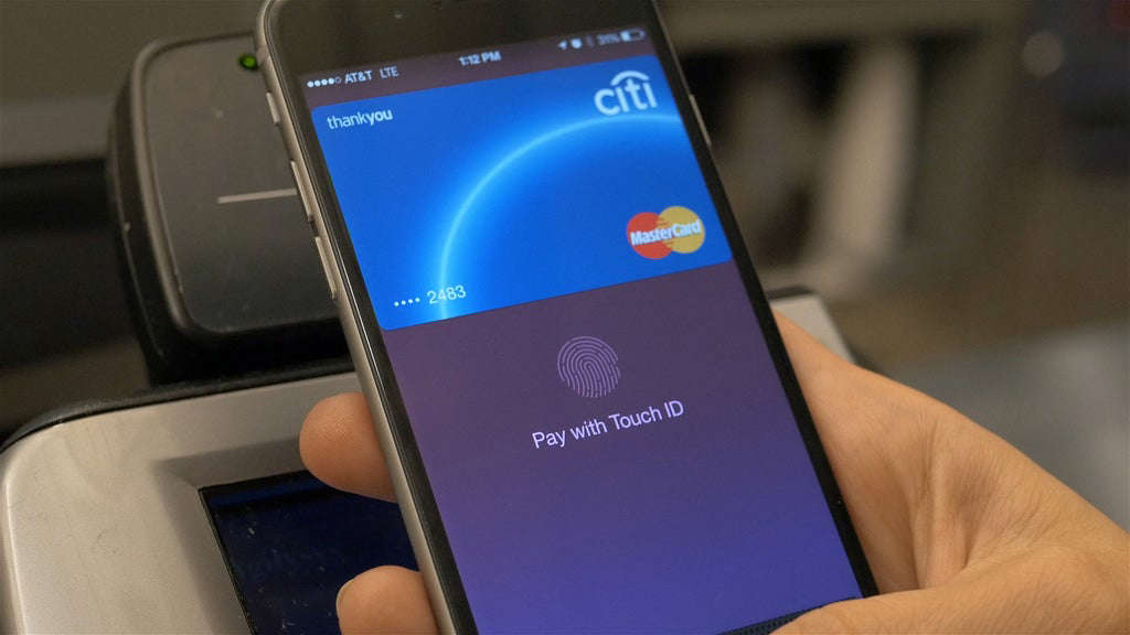 Experts from the University of Birmingham and the University of Surrey warned the issue could be exploited to make transactions from an iPhone inside someone's bag, without their knowledge - PA