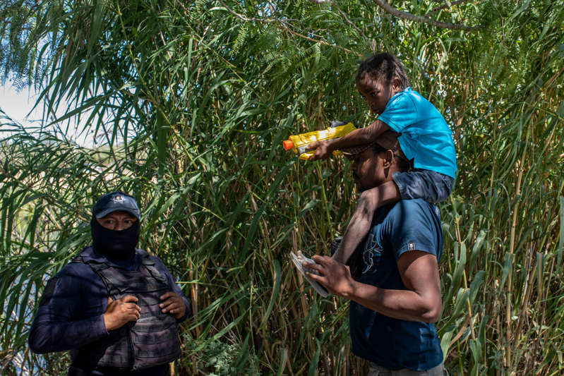 APTOPIX Mexico US Border Migrants (Copyright 2021 The Associated Press. All rights reserved)