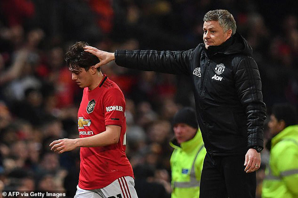 Daniel James believes he was too risk averse at