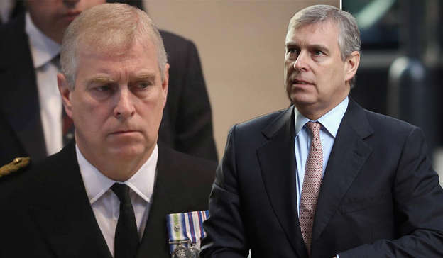 Prince Andrew, Duke of York, Prince Andrew, Duke of York are posing for a picture