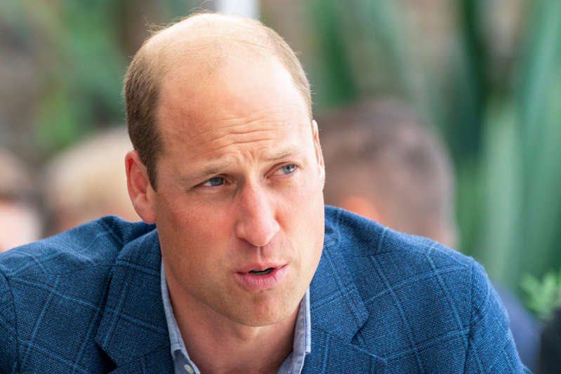 Britain's Prince William. Dominic Lipinski/Pool via REUTERS