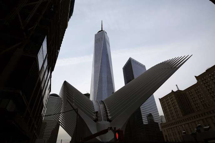 The One World Trade Center was inaugurated in 2014. It was partly financed by insurance benefits.