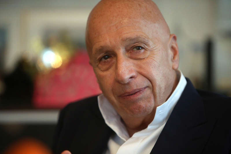 Allan Zeman wearing a suit and tie smiling and looking at the camera: I will need to study the scheme before I invest in mainland Chinese fund products through the Wealth Management Connect, says Allan Zeman. Photo: Winson Wong