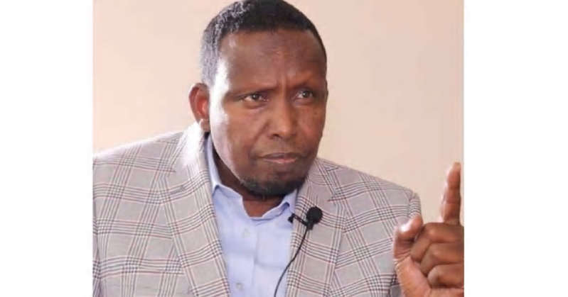 a man looking at the camera: Sheikh Abdiwahab: DCI Launches Probe Into Disappearance of Muslim Scholar