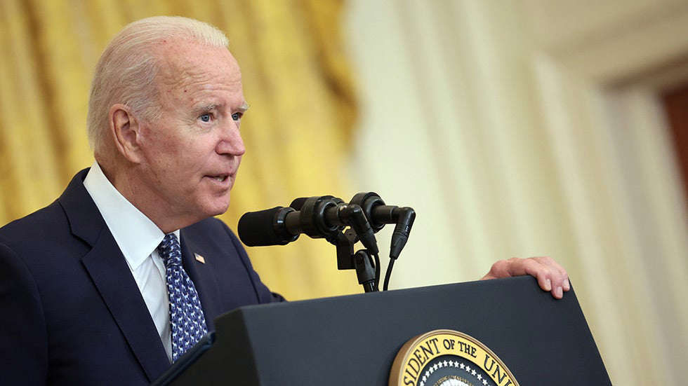 New Group of GOP Lawmakers File Articles of Impeachment Against Biden AAOmpbj