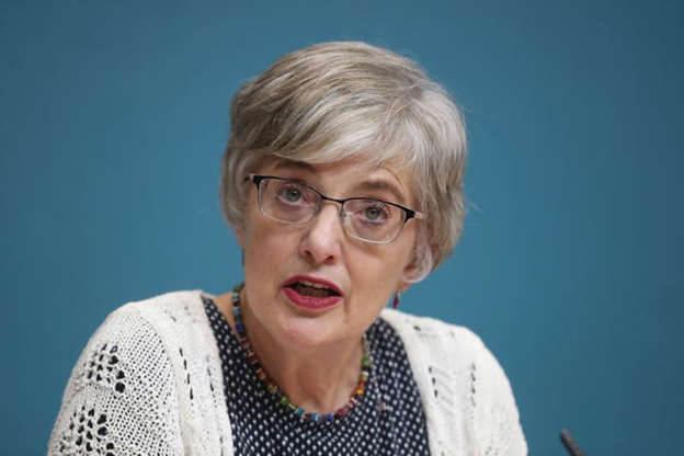 Katherine Zappone who is smiling and looking at the camera: Katherine Zappone (Niall Carson/PA)