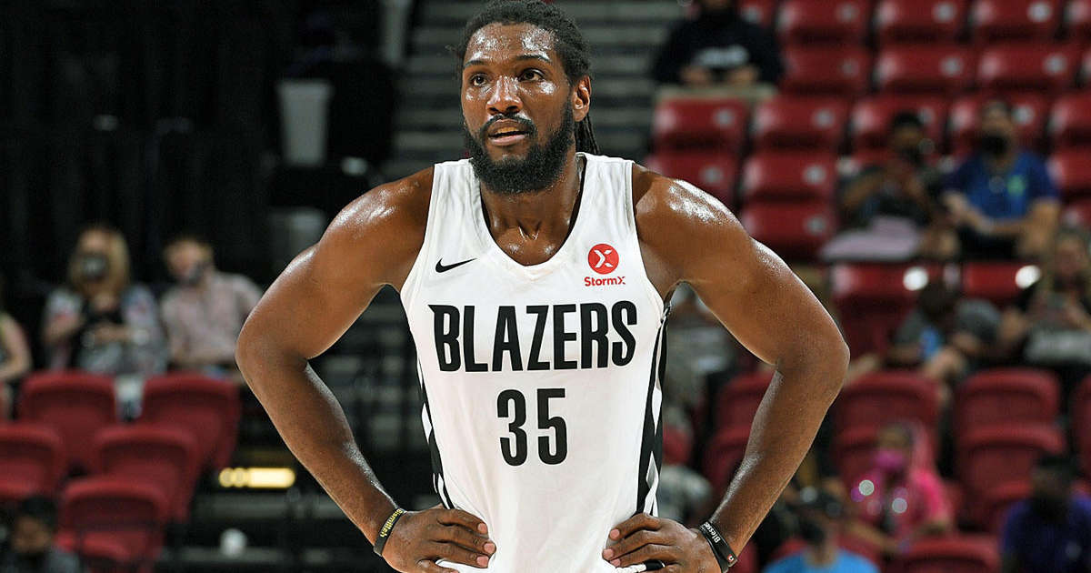 Picture - Lakers to work out former Nuggets forward Kenneth Faried, per report