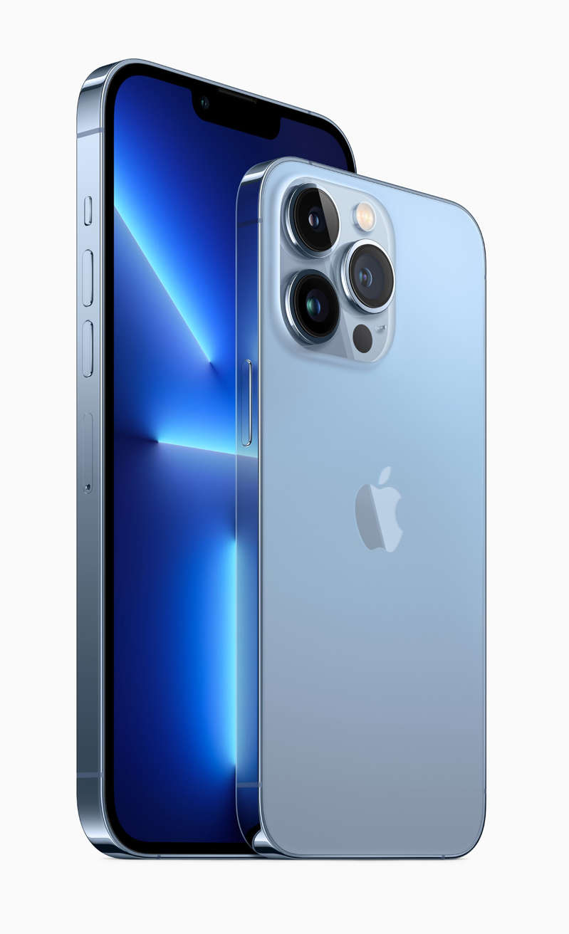 a screen shot of a computer: Apple's latest flagship smartphone will go on sale later this month. (Apple)