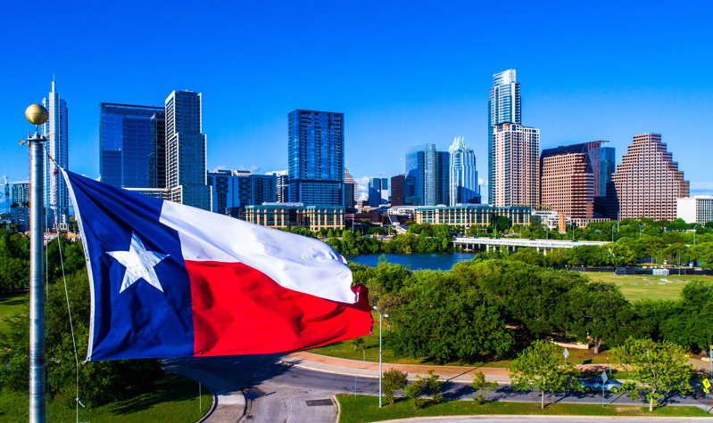 Austin, Texas, has a number of bitcoin ATMs already installed in the city (Getty Images/iStockphoto)