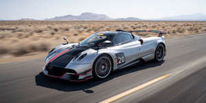 A day with Pagani's 791-hp rolling sculpture, the Huayra Roadster BC, has us considering art theft.