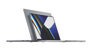 Apple's new 16- and 14-inch MacBook Pro models become available Oct. 26. The 14-inch display will start at $1,999, while the 16-inch display starts at $2,499 (lower entry prices for educational use).