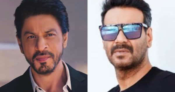After missing shoot of Atlee's film, Shah Rukh Khan calls off Ad shoot with Ajay  Devgn amidst Aryan Khan's arrest