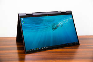 The Envy x360 15 is a good option for entertainment, too. Sarah Tew/CNET