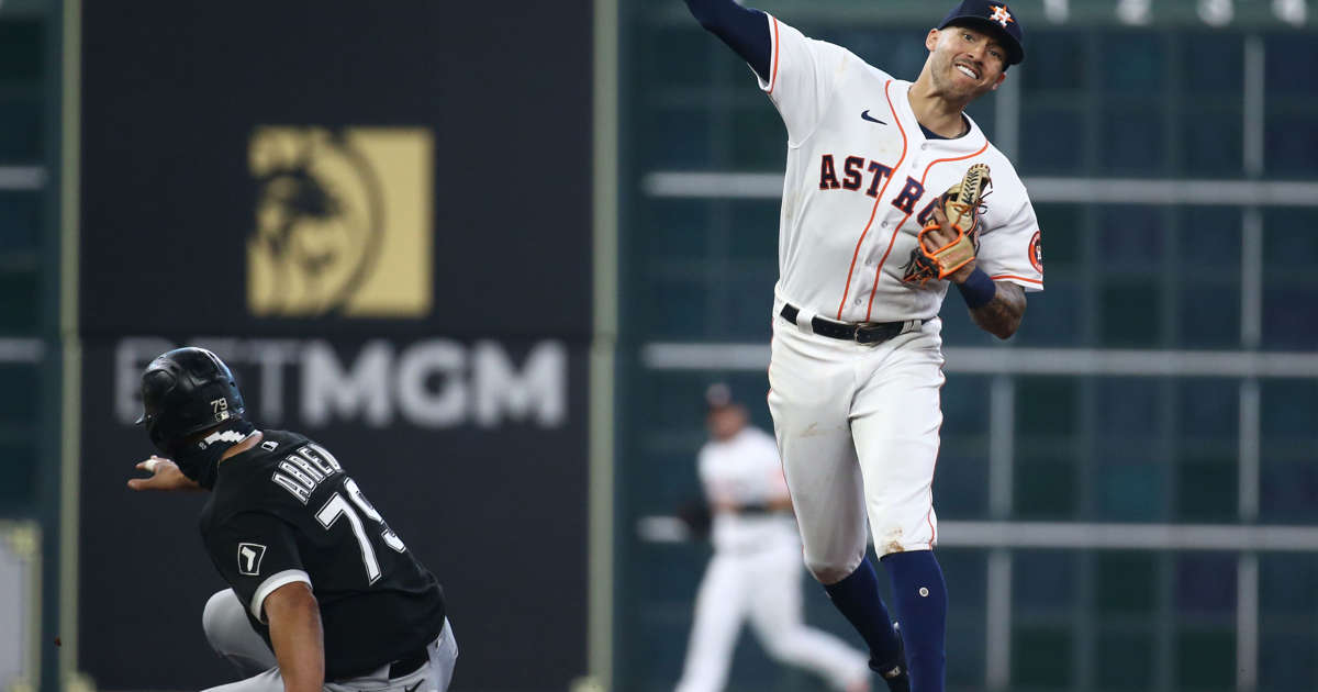 white sox vs astros live tv channel time odds