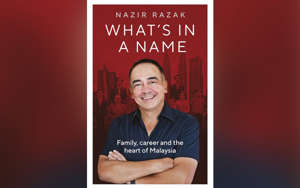 Nazir Razak's memoir will also delve into what happens when family loyalty comes into conflict with deeply held principles.