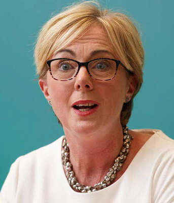 The leader of the                     House, Regina Doherty secures an allowance of                     €21,525 Picture: Fran Veale