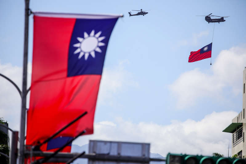In U.S.-China clash, Taiwan takes center stage