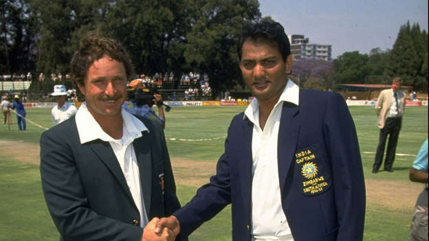 Dave Houghton appointed Zimbabwe's coaching director