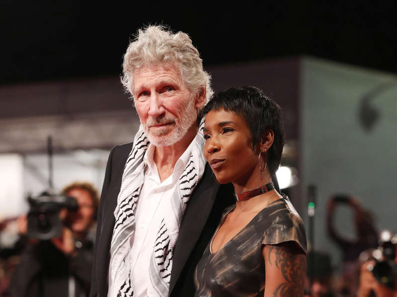 Pink Floyd star marries for fifth time - Getty Images