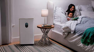 Breathe a little better at home with this air purifier on sale