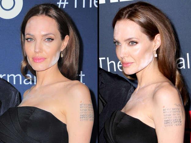 14 desastres de maquillaje de las celebridades: Photo