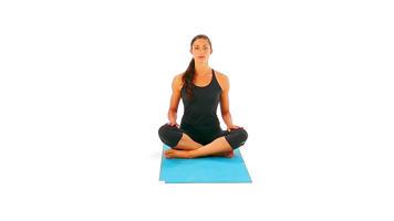 Images selon différents angles : Easy Seat Pose vidéo