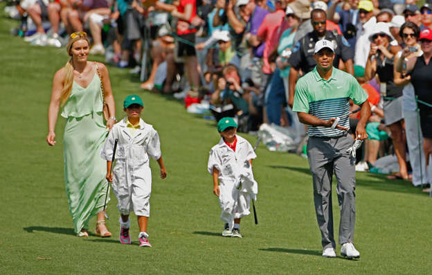 Tiger Woods wins The Masters 2019: Golf legend seals one of the