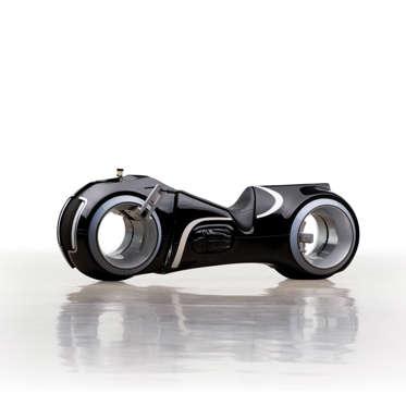دراجة ترون الكهربائية