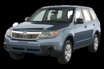 2010 Subaru Forester 2 5X Premium Package PZEV Pricing - MSN